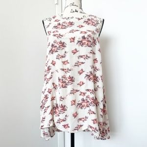 Jay Floral Print Top/Tunic/Mini Dress